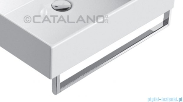 Catalano Zero reling do umywalki 60 cm Chrom 5P6QN00