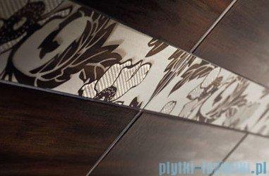 Domino Aceria brąz płytka podłogowa 33,3x33,3