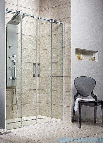 Radaway Espera DWD Drzwi wnękowe przesuwne 180 szkło przejrzyste 380128-01