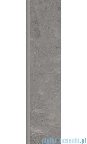 Paradyż Mistral grafit poler cokół 7,2x29,8