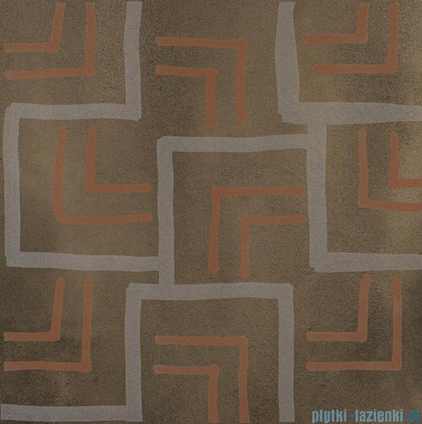 My Way Tigua brown B dekor 29,8x29,8