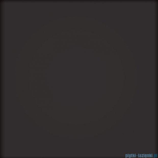Płytka ścienna Tubądzin Pastel (25) Czarny Mat 20x20