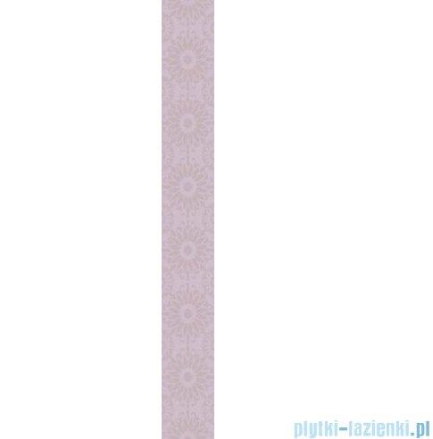Paradyż Piumetta viola A listwa ścienna 7x59,5