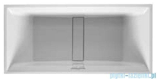 Duravit 2nd floor wanna prostokątna na stelażu 190x90cm do obudowy meblowej 700162 00 0 00 0000