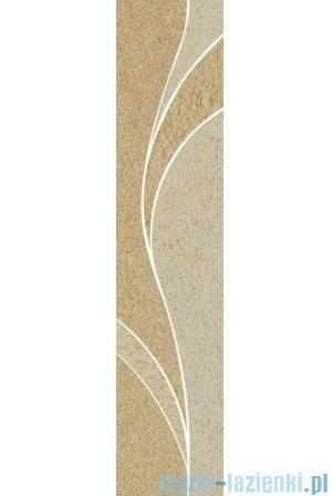 Paradyż Arkesia beige A listwa 9,8x44,8