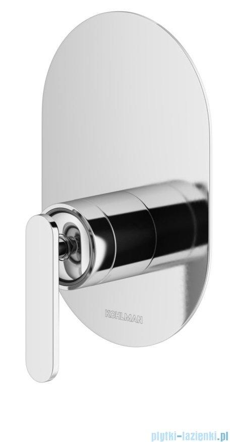 Kohlman Boxine zestaw prysznicowy chrom QW220BR25