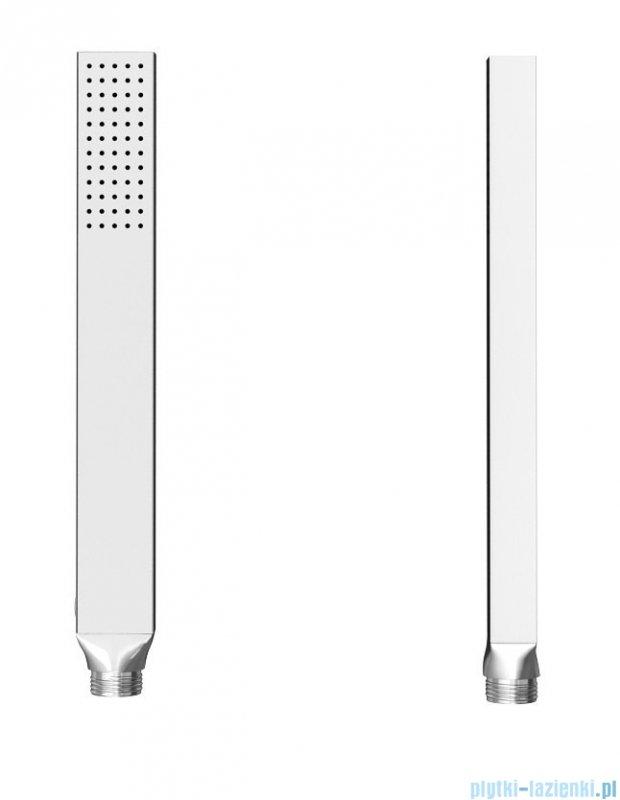 Kohlman Excelent zestaw prysznicowy chrom QW220HSP2