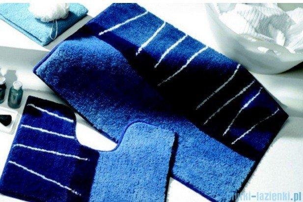 Sealskin Dywanik łazienkowy Matches niebieski 55x85cm 293304421