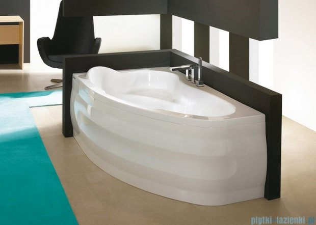 Sanplast Comfort obudowa do wanny 90x140cm biała 620-060-0140-01-000
