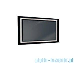 Antado lustro z ramką świetlną lacobel LED zimne 100x60cm L1-C4-LED2B