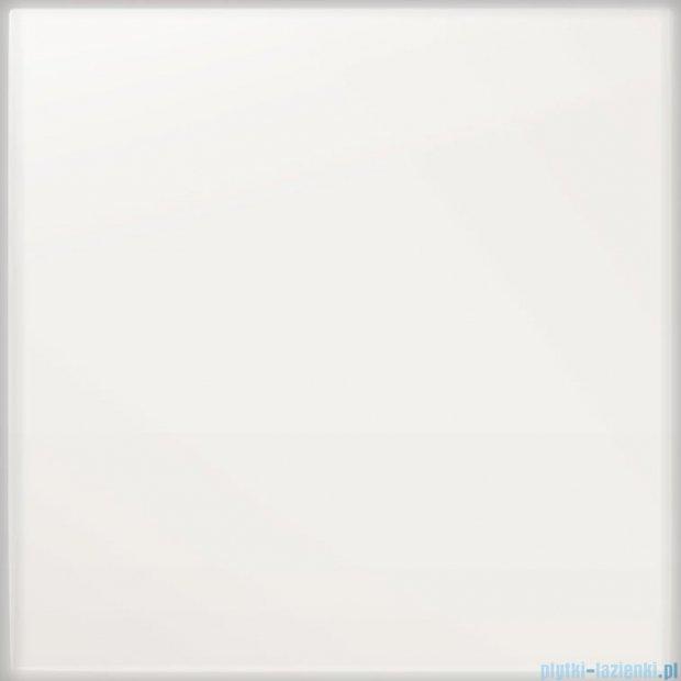 Płytka ścienna Tubądzin Pastel biały 20x20