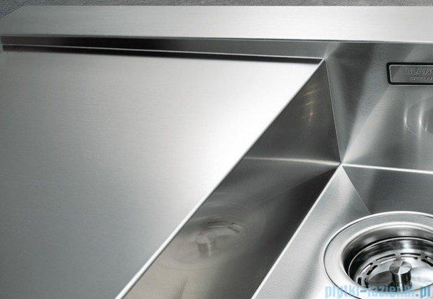 Blanco Zerox 5 S-IF zlewozmywak prawy  stal szlachetna polerowana  z k. aut.   514005