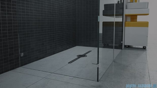 Wiper Eye-drain A2 Massimo Odpływ prysznicowy 90 cm poler Eye-drainMASSIMOA2_900Poler