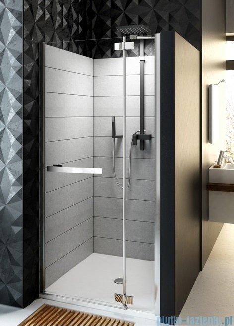 Aquaform HD Collection drzwi uchylne do wnęki prawe 100cm przejrzyste 103-09397