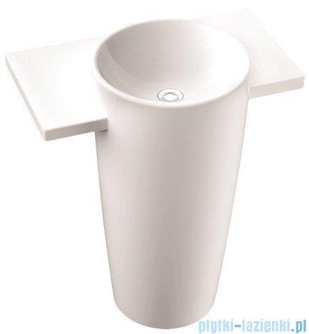 Marmorin umywalka stojąca Febe z otworem biała 460090020011