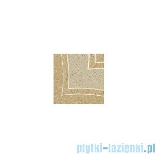 Paradyż Arkesia brown B narożnik 9,8x9,8