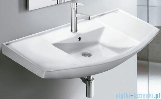 Bathco Oslo umywalka 101x50cm ścienna 4097