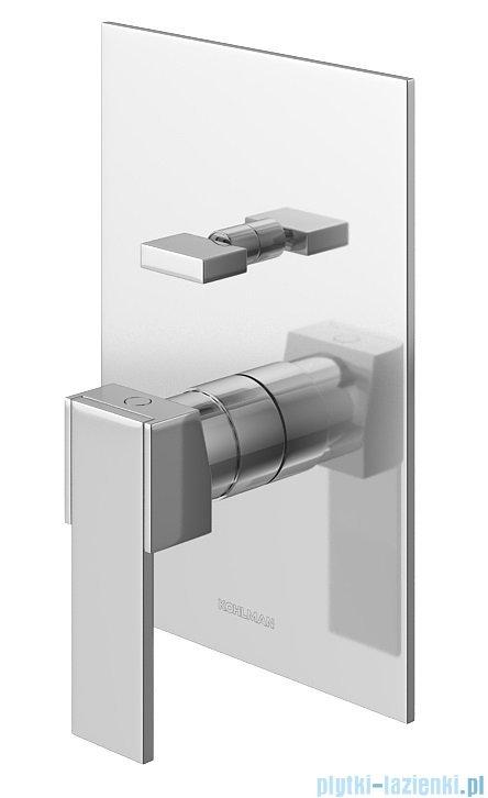 Kohlman Excelent zestaw prysznicowy chrom QW210HQ35