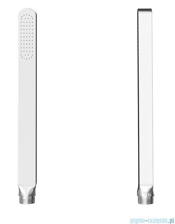 Kohlman Dexame zestaw prysznicowy chrom QW210DQ25
