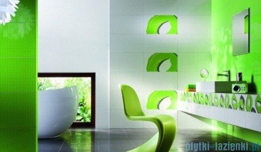 Listwa ścienna Tubądzin Colour Pop Green 59,3x16,25