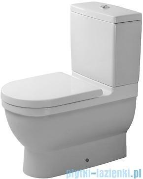 Duravit Starck 3 miska toaletowa stojąca lejowa Big Toilet 420x740 210409 00 00