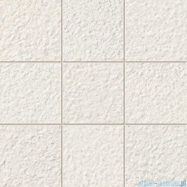 Tubądzin Graniti white 1 MAT mozaika gresowa 29,8x29,8