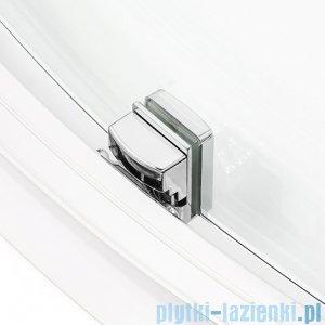 New Trendy New Maxima kabina asymetryczna 100x80x165cm przejrzyste K-0299