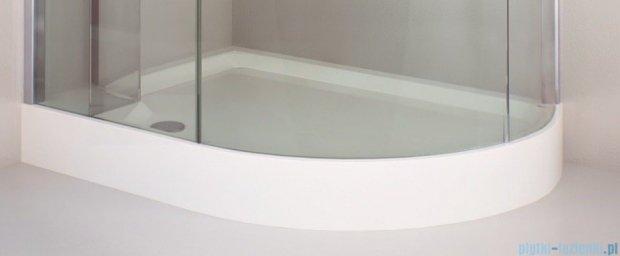 Sea Horse brodzik prysznicowy 120x85cm półokrągły BKB261L