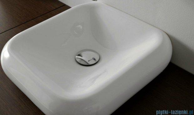 Kerasan Cento Umywalka stojąca lub wisząca 40x41 3542