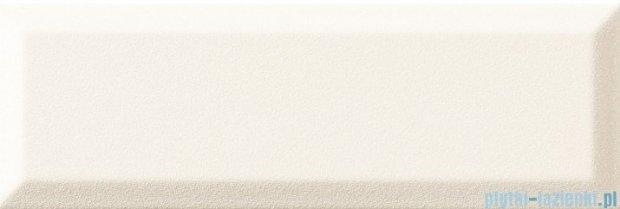 Tubądzin Elementary bar white płytka ścienna 7,8x23,7