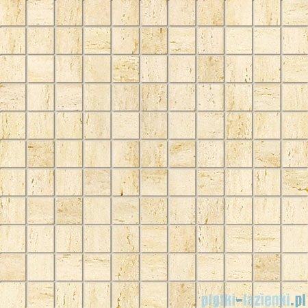 Domino Toscana beż mozaika ścienna 30x30