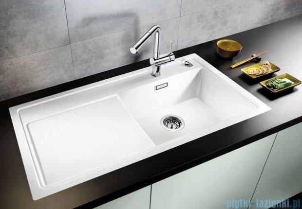 Blanco Zenar XL 6 S-F  Zlewozmywak Silgranit PuraDur komora prawa kolor: szarość skały z kor. aut. 518931