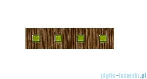 Listwa ścienna Pilch Zebrano 5 30x7