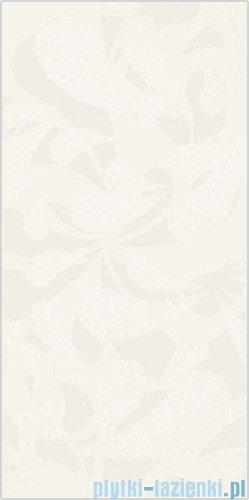 Paradyż Baletia bianco B inserto ścienne 29,5x59,5