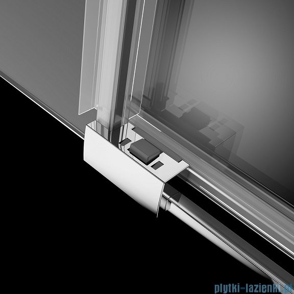 Radaway Idea Kdj kabina 130x75cm lewa szkło przejrzyste 387043-01-01L/387049-01-01R