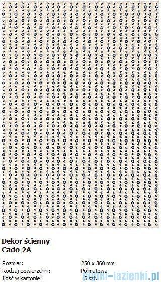 Domino D-Cado 2A 25x36