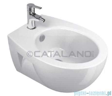 Catalano New Light Bidet 52 bidet wiszący 52x37 cm biały 1BSLI00