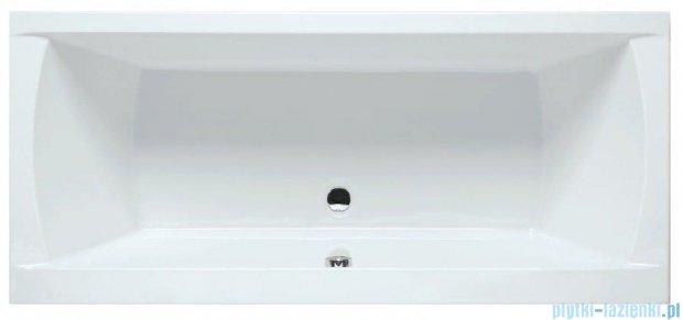 Riho Julia wanna prostokątna 160x70 z hydromasażem LUX Hydro 4+4+2/Aero11 BA71L8