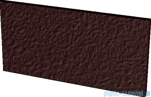 Paradyż Natural brown duro klinkier podstopnica 14,8x30