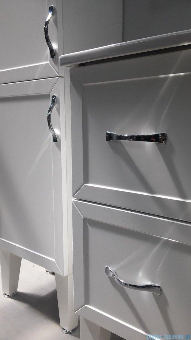 Antado Rustic szafka podumywalkowa 60x38x62 biała RST-141/6-14
