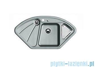 Blanco Delta  Zlewozmywak ceramiczny kolor: szarość aluminium z kor. aut.  512278