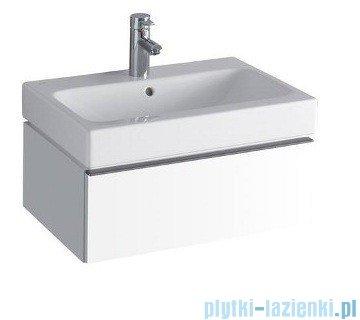 Keramag Icon Szafka wisząca podumywalkowa 59,5cm biały połysk 840260