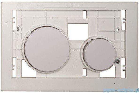 Tece Płytka z przyciskami-do WC Teceloop pergamon 9.240.684