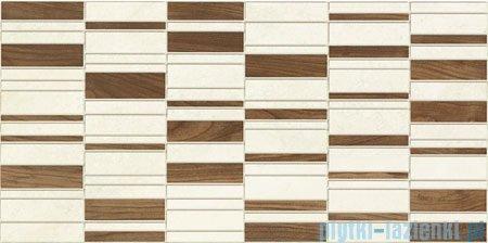Domino Enna wood dekor ścienny 22,3x44,8