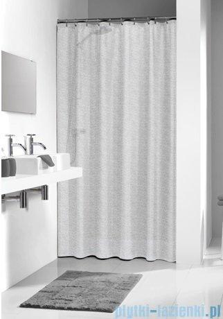 Sealskin Perle Transparent zasłona prysznicowa tekstylna 180x200cm 210881300