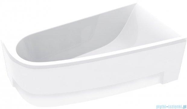 Vayer Bumerang 160x90cm Wanna asymetryczna prawa