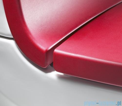 Roca Khroma Oparcie Wc Passion Red (Klasyczna czerwień) A80165AF3T