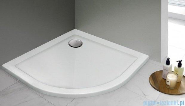 Sanplast Prestige brodziki półokrągłe BP/PR 80x80x3cm 615-070-0720-01-000