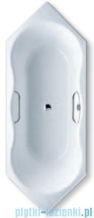 Kaldewei Novola Duo 6 Star Wanna model 255 210x80x44cm 241800010001