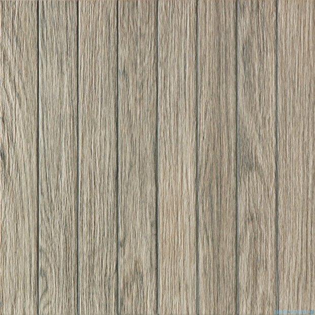 Tubądzin Biloba grey płytka podłogowa 45x45